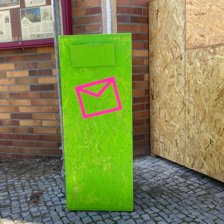 Briefkasten Stadtkomplizen